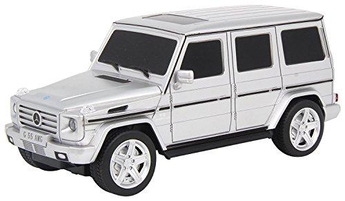 Radio Remote Control Mercedes Benz G55 AMG 1/24 Scale RC Toy Car (Mercedes Rc Car)