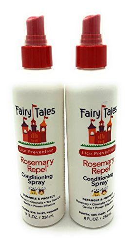 Fairy Tales Rosemary Repel Conditioning Spray 8 oz Pack of Two