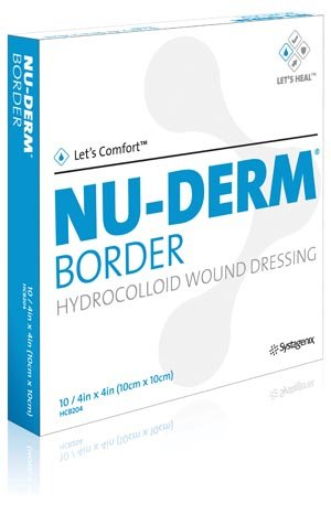 Nu Derm Border - 9