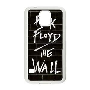Samsung Galaxy S5 Phone Case White Pink Floyd KG6360148
