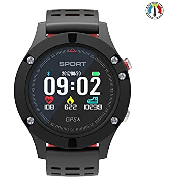 GPS Smart Watch,Sports Watch with Built-in GPS, Altimeter/Barometer/Thermometer, Fitness Tracker Supports Running,Hiking Climbing,IP67 Waterproof Heart Rate ...