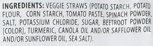 Sensible Portions Garden Veggie Straws, Sea Salt