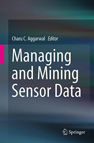 Managing and Mining Sensor Data Kindle Editon