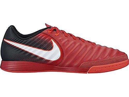 Nike Kids Jr Tiempox Rio Iv (ic) Indoor Voetbalschoen Universiteit Rood / Wit-zwart