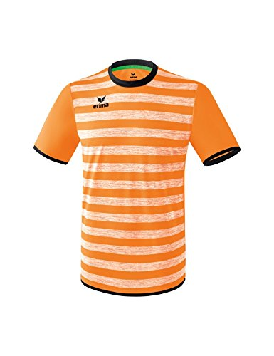 Football De Orange Erima Homme Maillot Barcelona noir Fluo zwx66ZSq