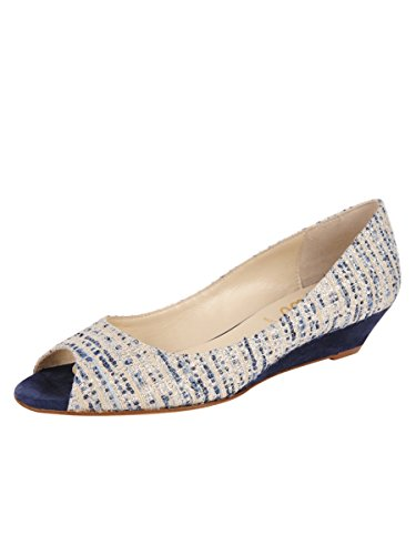 Butter Shoes Womens Jolt Flat Navy Tweed sale sale online cost online buy cheap for sale T2qOLL