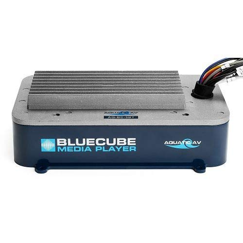 Hide-Away Marine Stereo AQ-BC-5UBT Aquatic AV Bluecube