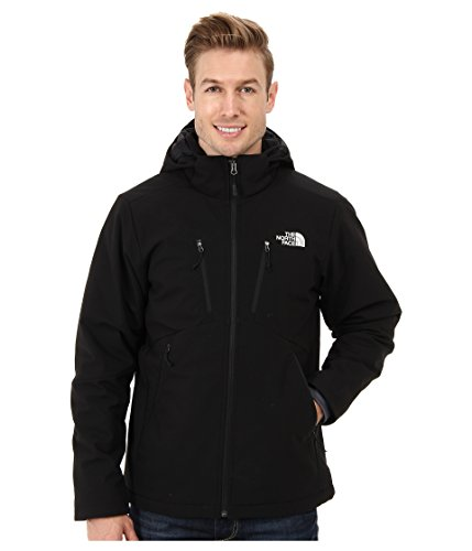 The North Face Menfs Apex Elevation Jacket TNF Black XX-Larg