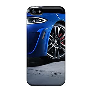 Premium Jaguar Xkr S Heavy-duty Protection Cases For Iphone 5/5s