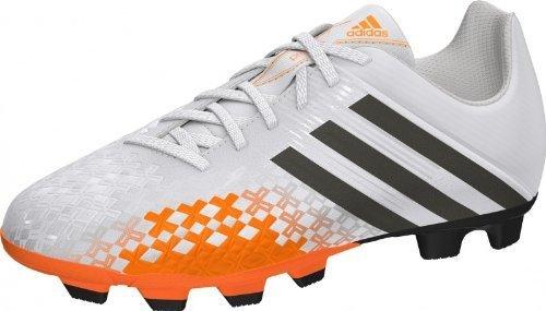 Adidas J Predito LZ TRX FG-Scarpe da calcio, misura Junior