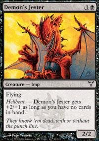 Magic: the Gathering - Demon's Jester - Dissension ()
