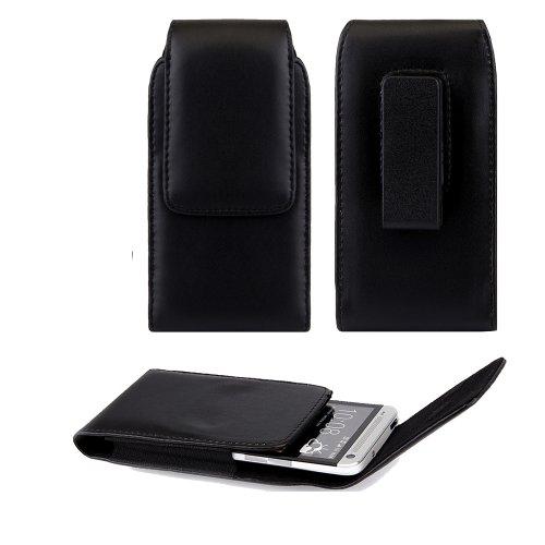 Leather Vertical Holster Samsung Motorola