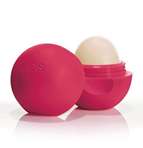 EOS Pomegranate Raspberry Organic Lip Balm, 1er Pack (1 x 7 g)