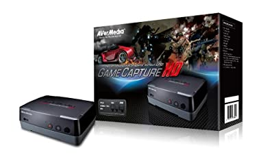 Avermedia C281 Game Capture Hd Record Xbox 360 And Ps3 In Real Time With Up To 1080p Resolution from AVer Information Inc.