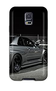 HJNCNcE7366Dxlky Tpu Case Skin Protector For Galaxy S5 Nissan Gt-r 34534 With Nice Appearance
