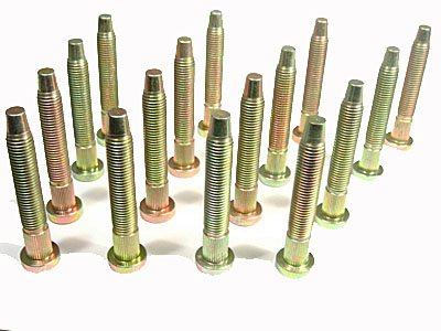 OBX 20 Extended Wheel Studs Lug Nuts Fit for Nissan Subaru 12 x 1.25