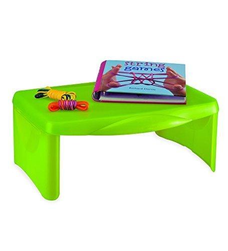 Folding Lap Desk, in Green