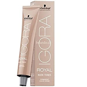 Schwarzkopf Igora Royal Coloración Permanente en Crema para el Cabello 8-46 - 60 ml.