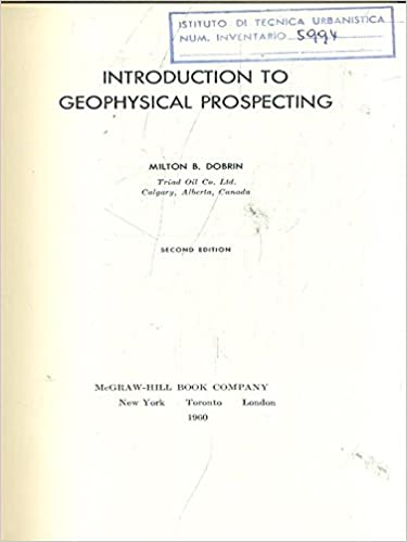 Applied Geophysics (2nd ed.) by W. M. Telford (ebook)