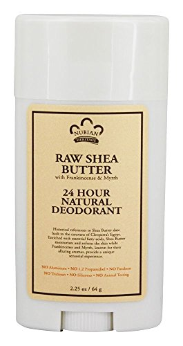 24 Hour All Natural Deodorant