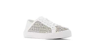 Aldo Fashion Sneakers Shoe for Women, Size 6.5 US, Gold
