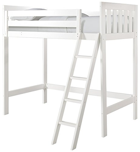 Canwood Lakecrest Loft Bed, White