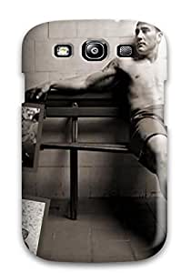 Slim Fit Tpu Protector Shock Absorbent Bumper Fabio Cannavaro Case For Galaxy S3
