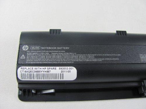 593553-001 - Brand New HP Original Battery - MU06 (GENERIC PACKAGING)