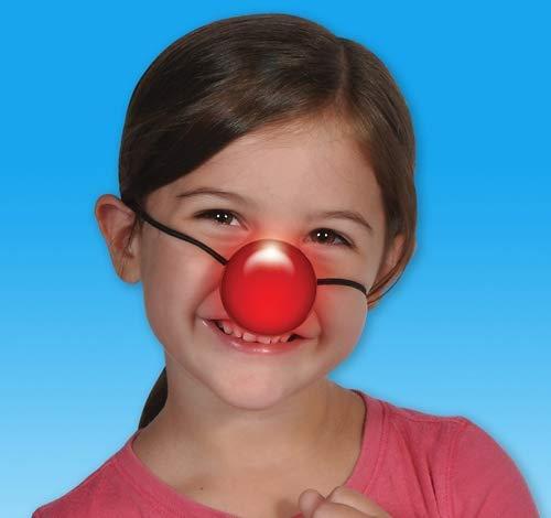 DollarItemDirect Blinking Reindeer Nose, Case of 288