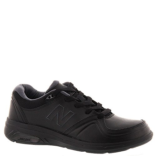 New Balance Women's, 813 Walking Sneaker Black 12 B