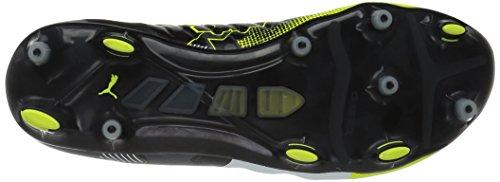 Scarpe da calcio da uomo di grafica Fg Evopower 1.3, sicurezza giallo-bianco-nero, 7 M US