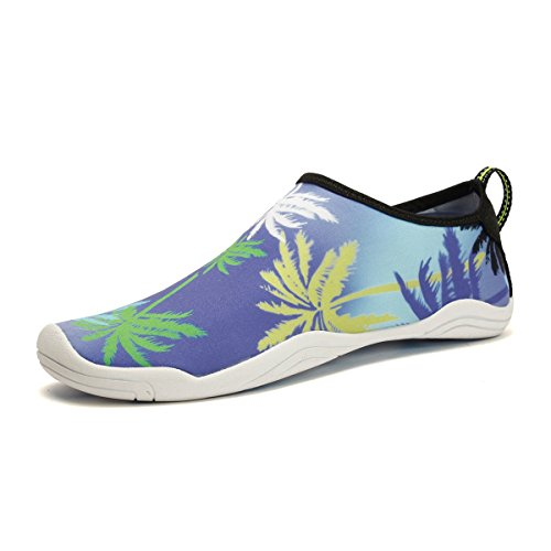 Slip Aqua Nishiguang Purple Breathable Quick and Shoes Shoes Upstream for on Skin Water Women Barefoot Drying Men dwwqrzxa