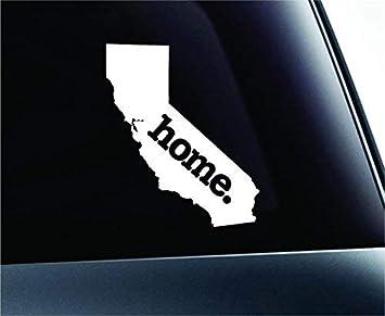 Sticker Car Decal Vinyl Sticker Window Truck Car Vinyl Bumper Sticker Decal 5 California State Black Car Decal Vinyl Sticker