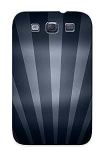 High Quality MgfdyhE1919QWGIQ Stripes Tpu Case For Galaxy S3