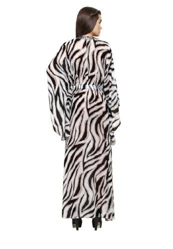 APART Fashion - Robe en crêpe - blanc