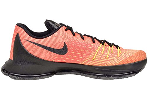 807 Ii Capri Black Nike Volt Total Sneaker Donna Crimson Orange Wmns Bright E1xUqaP