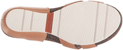 Josef Wedge Hailey Seibel Crème Women's Sandal 25 IErIq
