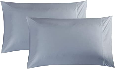 Hotel Style 600 Thread Count 100/% Luxury Cotton Standard//Queen Pillowcase