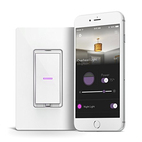 iDevices Dimmer Switch Required HomeKit