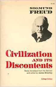 Sigmund freud book civilization and its discontents