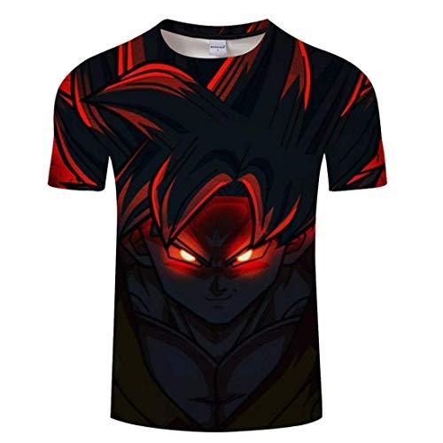 AestheticCosplay Goku T-Shirt - 10 (S)