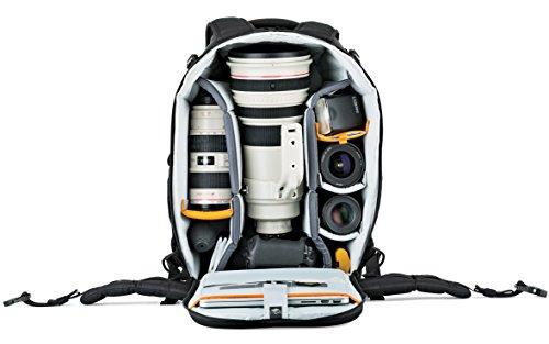 Lowepro Flipside II Camera Camera for Professional DSLR Cameras and Multiple Lenses.