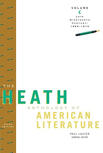 The Heath Anthology of American Literature, 6th Edition (3 Volumes)