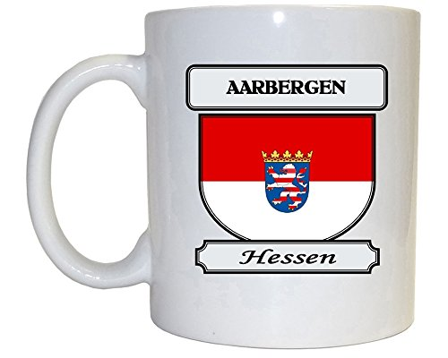 Aarbergen, Hessen (Hesse) City Mug