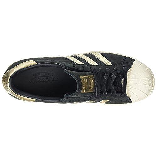 premium selection 0192b 7a4f4 Lovely Adidas Superstar 80s 999 W, Zapatillas de Deporte para Mujer