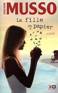 La fille de papier : roman