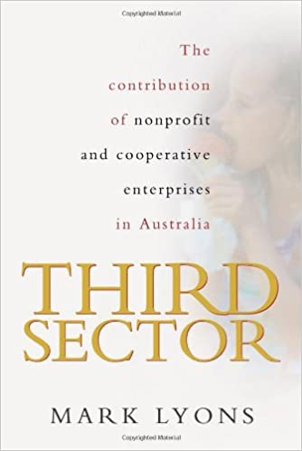 Third Sector: The Contribution of Nonprofit and Cooperative