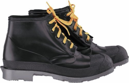 ONGUARD 86104 Polyurethane/PVC Polyblend Men's Steel Toe Workshoe with Cleated Outsole, Size 12 by ONGUARD Industries