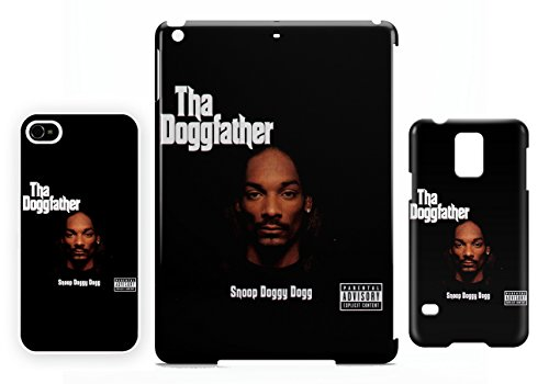 Snoop Dogg the doggfather iPhone 5C cellulaire cas coque de téléphone cas, couverture de téléphone portable