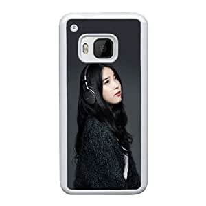 HTC One M9 Cell Phone Case White papers.co-hc01-iu-kpop-star-music-sony AS7YD3565442